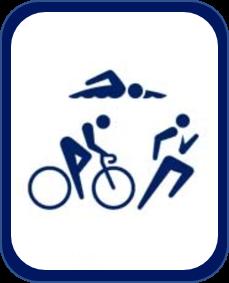 Pittogramma triathlon