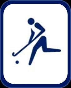 Pittogramma hockey Tokyo 2020
