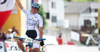 Martina Berta Ciclocross esercito