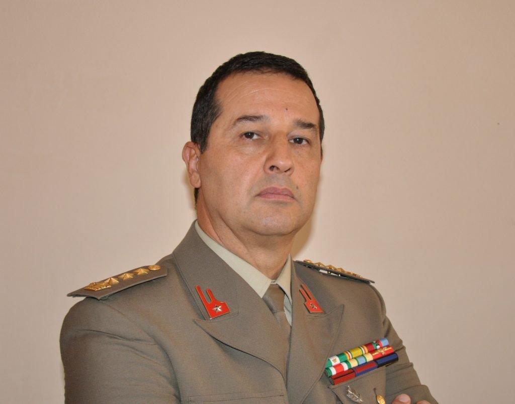 Il Col. f. RN Giovanni Francesco Consoli, Capo Ufficio dello Sport.