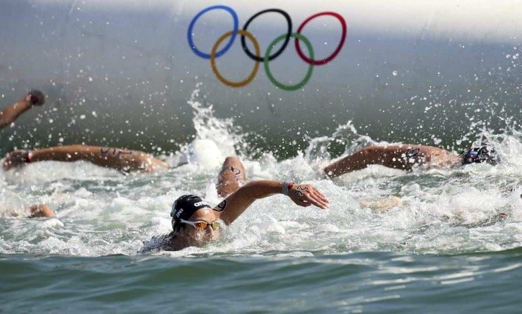 Rachele bruni Rio 2016