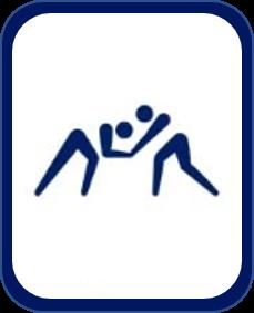 Pittogramma lotta Tokyo 2020