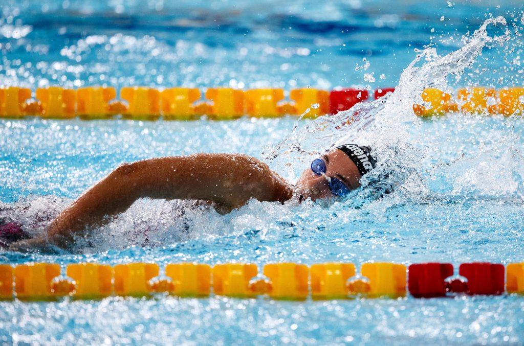 Simona Quadarella nuoto