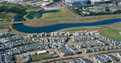 villaggio olimpico sydney 2000