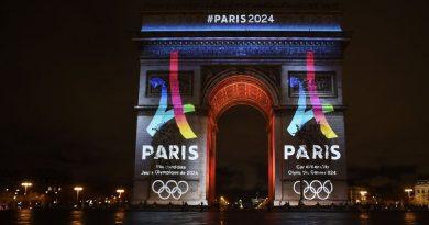 arc de triomphe parigi 2024