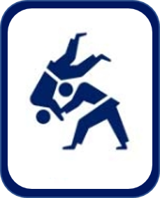 Pittogramma judo Tokyo 2020