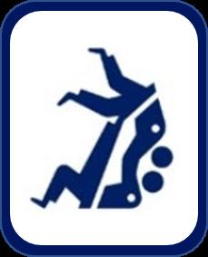 pittogramma judo paralimpico