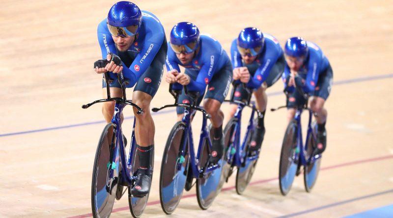 italia ciclismo su pista