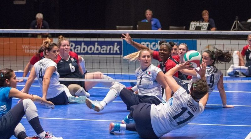 sitting volley nazionale italia femminile