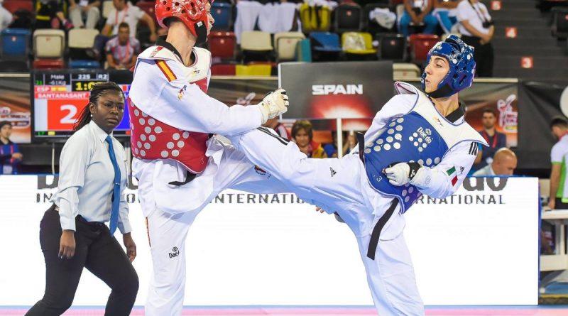 Antonino Bossolo Parataekwondo