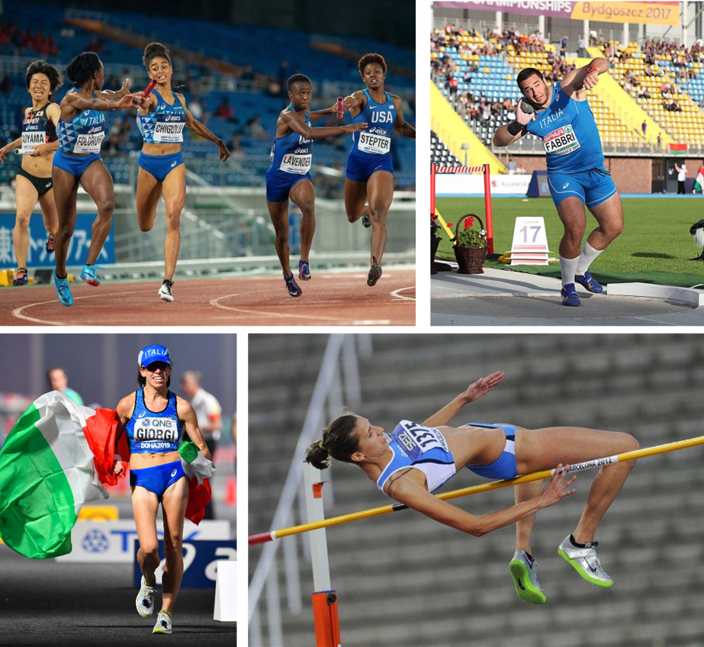 atletica italia