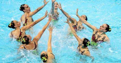 nuoto sincronizzato italia