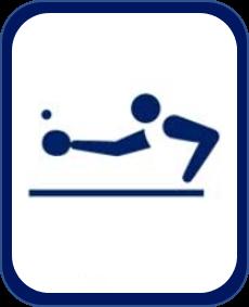 Pittogramma tennistavolo Tokyo 2020