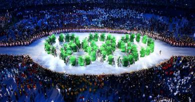 rio 2016 cerimonia di apertura