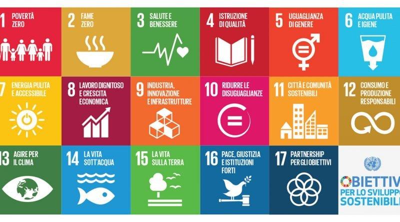 obiettivi di sviluppo sostenibile sport