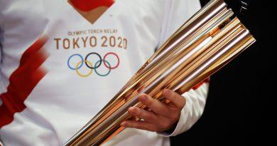 torcia tokyo 2020