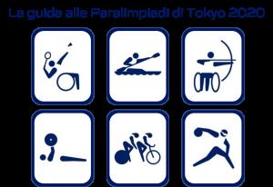 guida paralimpiadi tokyo 2020