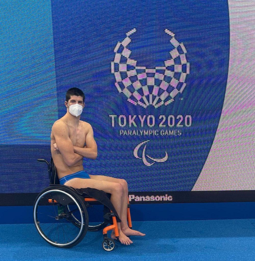 Luigi Beggiato tokyo 2020
